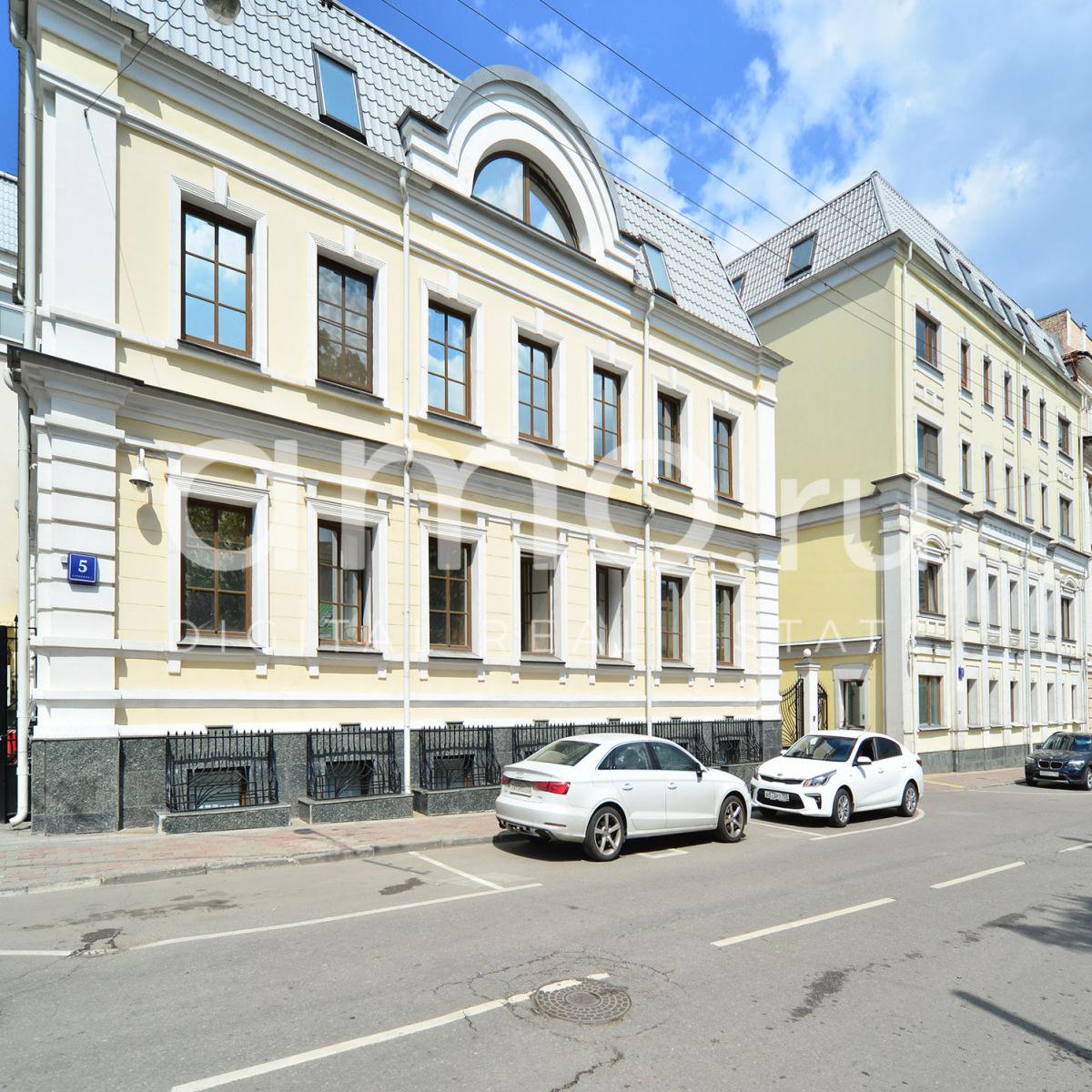 Аренда офиса 7 кв Московско-Казанский переулок mag коммерческая недвижимость в алматы